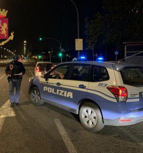 Movida San Lorenzo, nel mirino pub e bar per la somministrazione di alcol a minori, aggrediti due vigili urbani, arrestato pusher