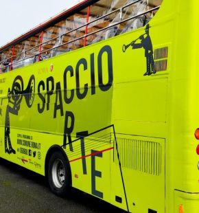 Spaccio Arte ed il parco Willy Ferrero a Nuova Ostia si rianima, spettacoli, musica ed un'esibizione di protezione civile