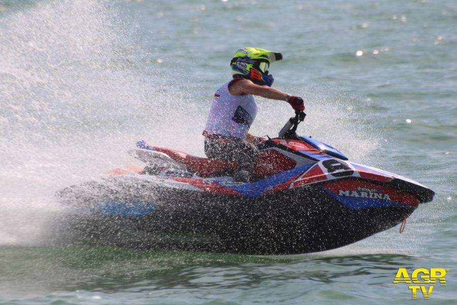 Campionato Italiano Moto d'acqua 2021 - Terza tappa Caorle- Ve.