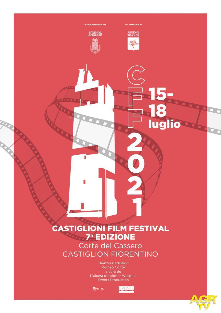 Locandina Castiglioni Film Festival 2021