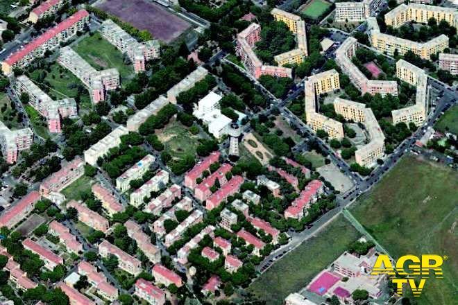 Rigenerazione urbana, San Basilio diventà città parco