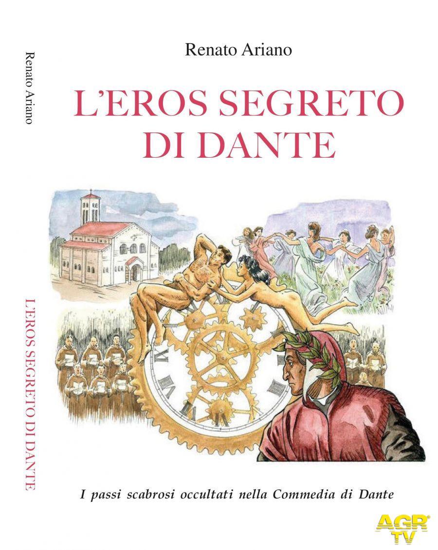 copertina libro Eros di dante