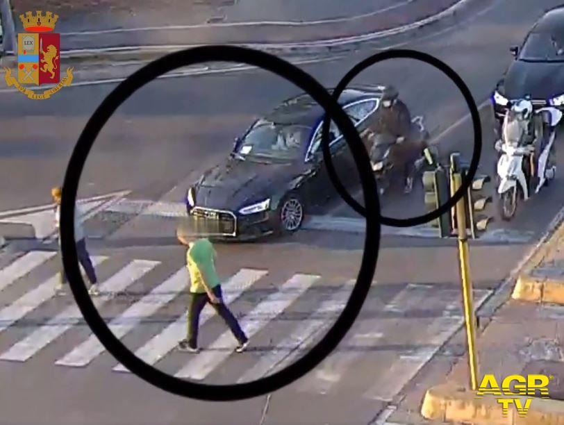 Presa banda dei Rolex: la Polizia di Stato esegue misure cautelari detentive nei confronti di 4 persone ritenute responsabili di una rapina avvenuta a Firenze