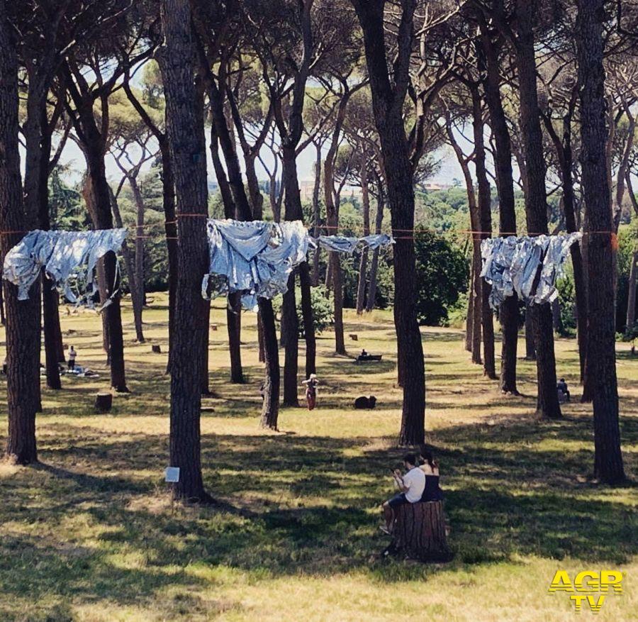 opera d'arte Villa Pamphilj
