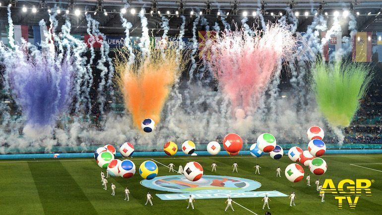 Spettacolare kermesse all'Olimpico di Roma