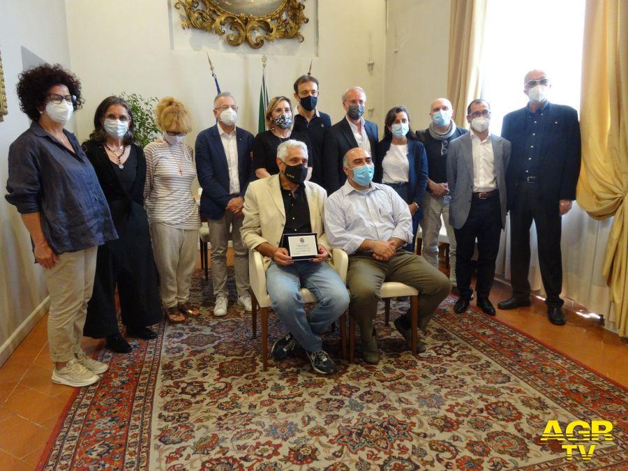Panathlon, consegnato al professor Andrea Nuti il premio Domenico Iannaccone