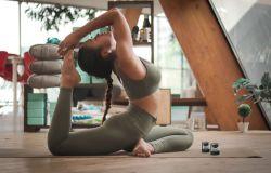 Anche lo yoga diventa smart