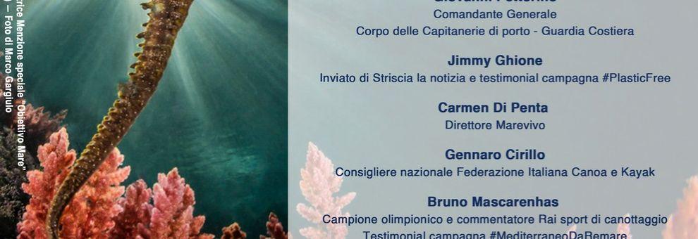 Mediterraneo da remare PlasticFree: al via l'XI edizione della campagna itinerante dal Porto Turistico di Roma