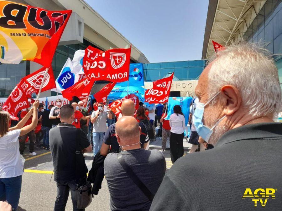 Alitalia/ITA, lavoratori in piazza lunedì 20 settembre