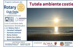 Tuteliamo l'ambiente costiero di Ostia