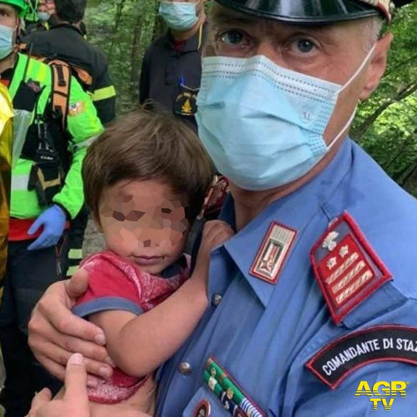 Redazione di Met Ritrovato vivo il bambino scomparso a Palazzuolo