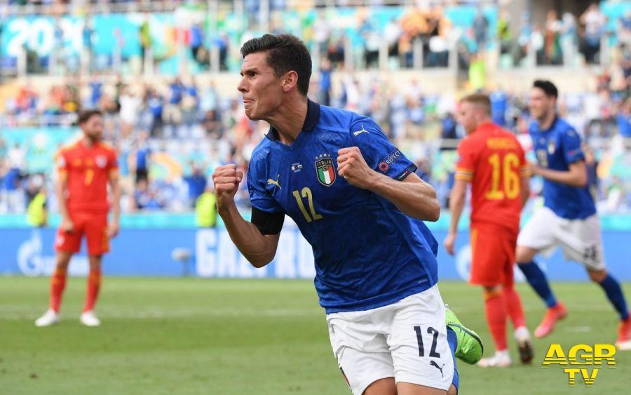 Pessina - goal vittoria: Italia agli ottavi a vele spiegate