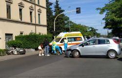 Sesto Fiorentino: Grave incidente tra Via Gramsci e Via Puccini, traffico in Tilt
