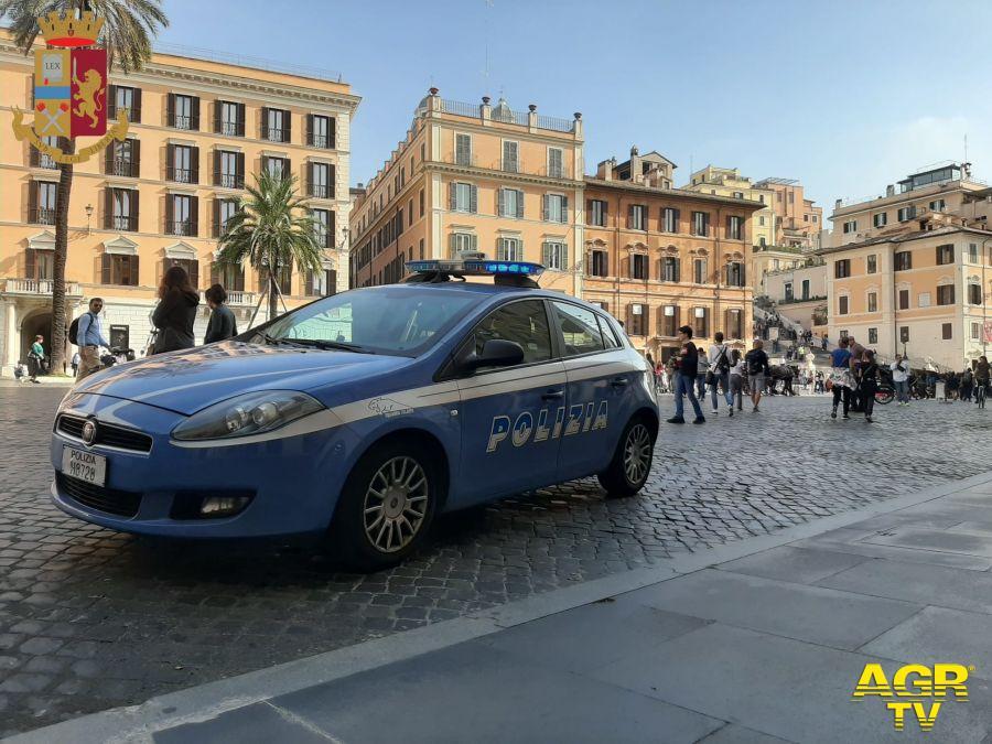 Roma. Arrestata una cittadina romena di 17 anni per furto aggravato in concorso