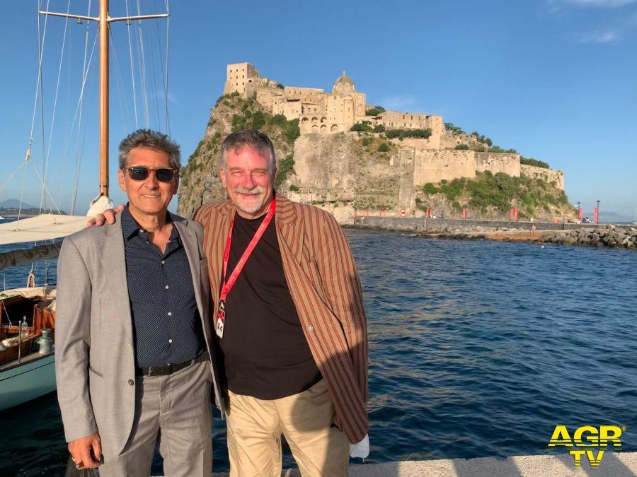 """Ischia Film Festival, D'Alatri: """"In tv Alessandro Gassmann 'professore' inedito"""""""