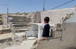 """Save the Children: Cisgiordania e Gerusalemme Est, quattro bambini su cinque si sentono """"abbandonati dal mondo"""""""