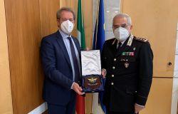 la firma gen.le Piero Antonio Marzo e Giovanni Copioli (FMI)