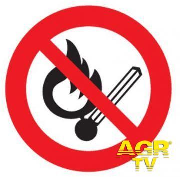 dal 1 luglio vietato accendere fuochi in tutta la Toscana