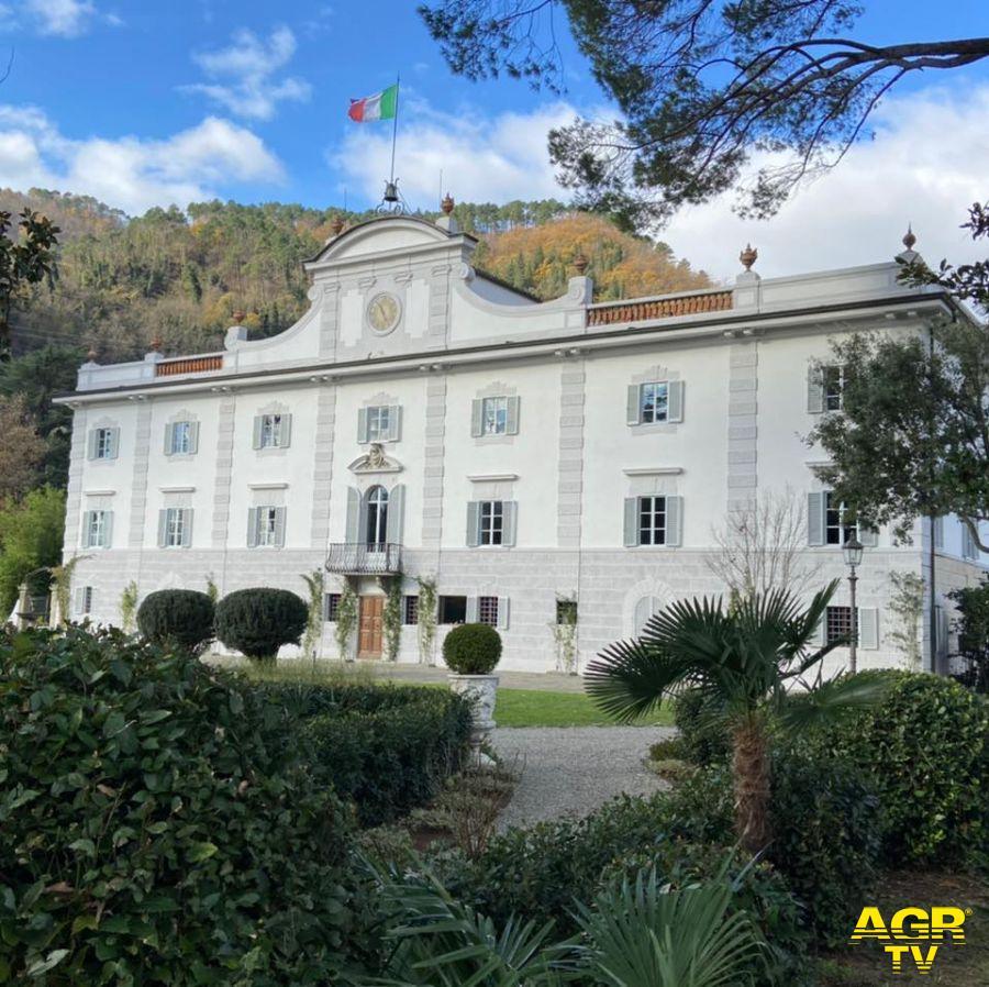 Villa Guicciardini di Cantagallo