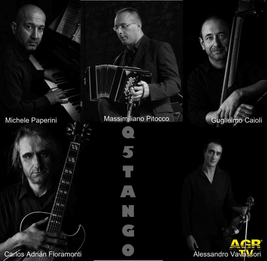 Q 5 tango
