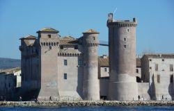 Castello Santa Severa dal mare