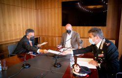 Cultura della legalità e della sicurezza, patto tra la RAI e l'Arma dei Carabinieri