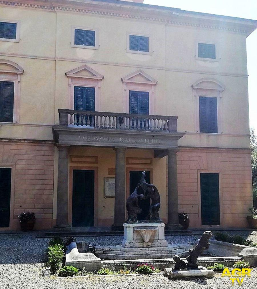 Villa Trossi a Livorno