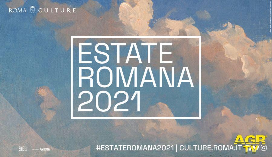 Estate romana 2021 locandina