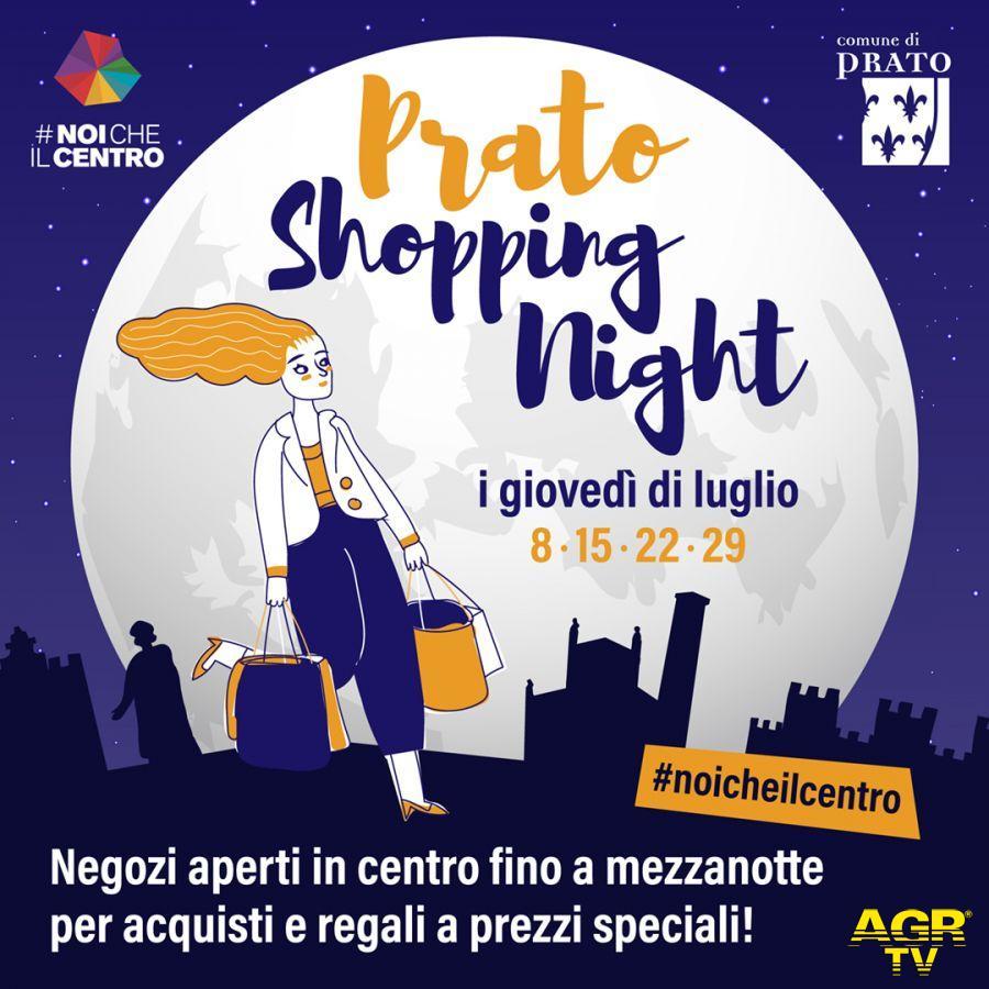 Prato Shopping Night