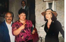 Anna Iozzino, un amore infinito per l'arte, la storia, la poesia e l'impegno sociale
