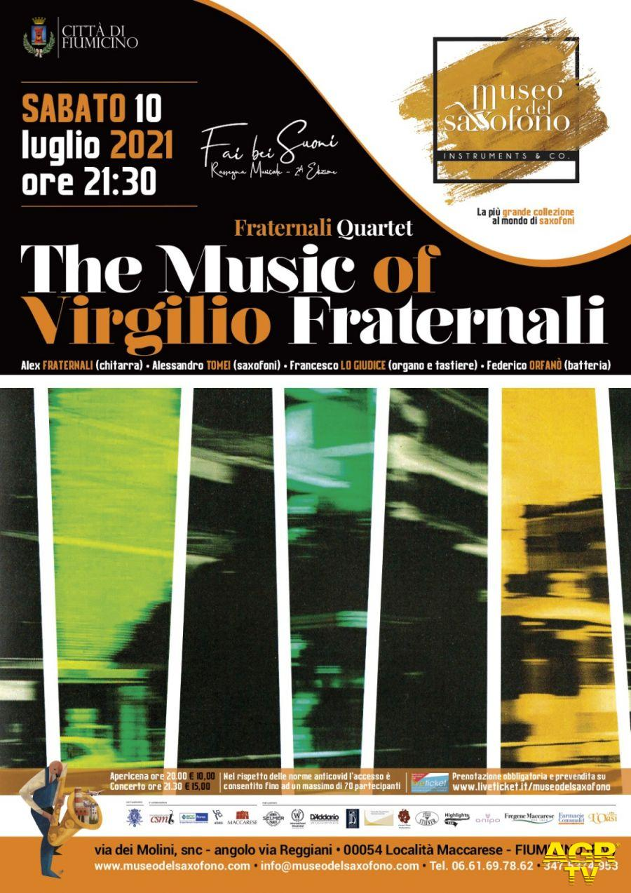 Fraternali Quartet  locandina