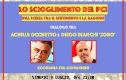 Occhetto e Zoro parlano di Lo scioglimento del PCI, una scelta tra il sentimento e la ragione