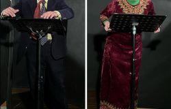 La cervelliera Una commedia brillante scritta e interpretata da Maila Ermini con Gianfelice D'Accolti