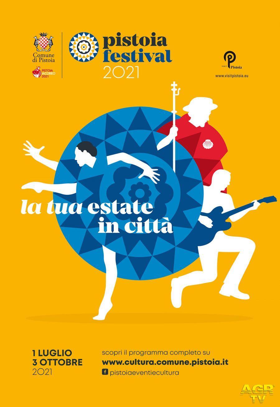 Comune di Pistoia Pistoia Festival: otto concerti in programma dall'8 al 15 luglio. Parte Fulminacci e chiude Diodato