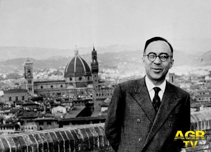 Uncem Il 6 luglio 1951, Giorgio La Pira. diventa sindaco santo di Firenze