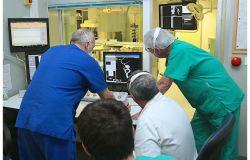 San Giovanni Rotondo, Radiologia interventista operati in un'unica seduta due aneurismi cerebrali
