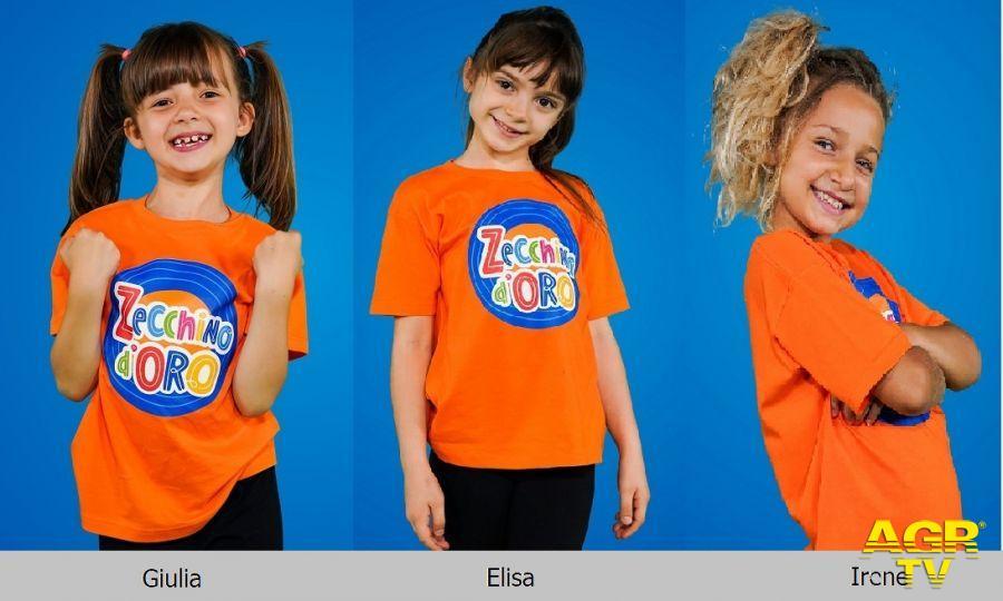 Zecchino d'oro, tre bambine del Lazio alla 64° edizione