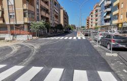 Ostia, via Casana torna l'asfalto, oggi riaperto il primo tratto dell'arteria