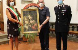 Il premio internazionale Sabatino Moscati dell'Archeoclub al Generale dei carabinieri Roberto Riccardi