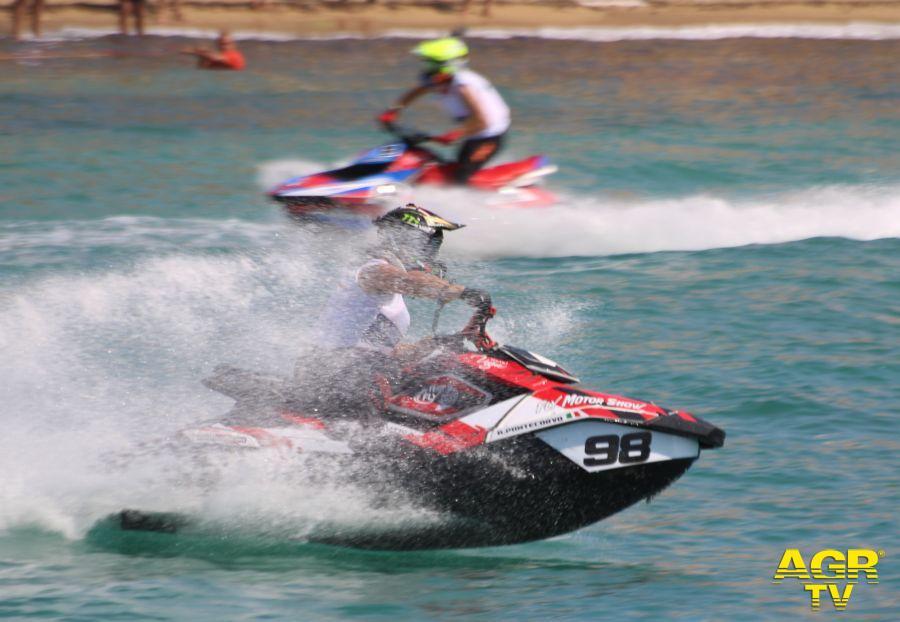 Gallipoli Campionato Italiano moto d'Acqua 2021.