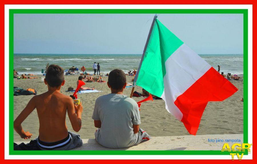 Forza Italia al mare