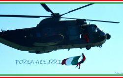 forza Italia in elicottero