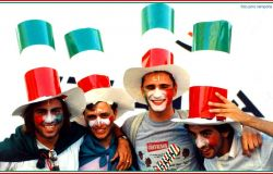 forza italia tifosi