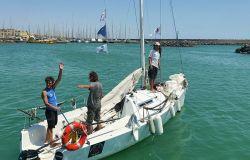Tri-Este con Cambiaventolungo le coste italiane per promuovere la cultura del mare