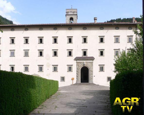 'Abbazia millenaria di Vallombrosa (FI)