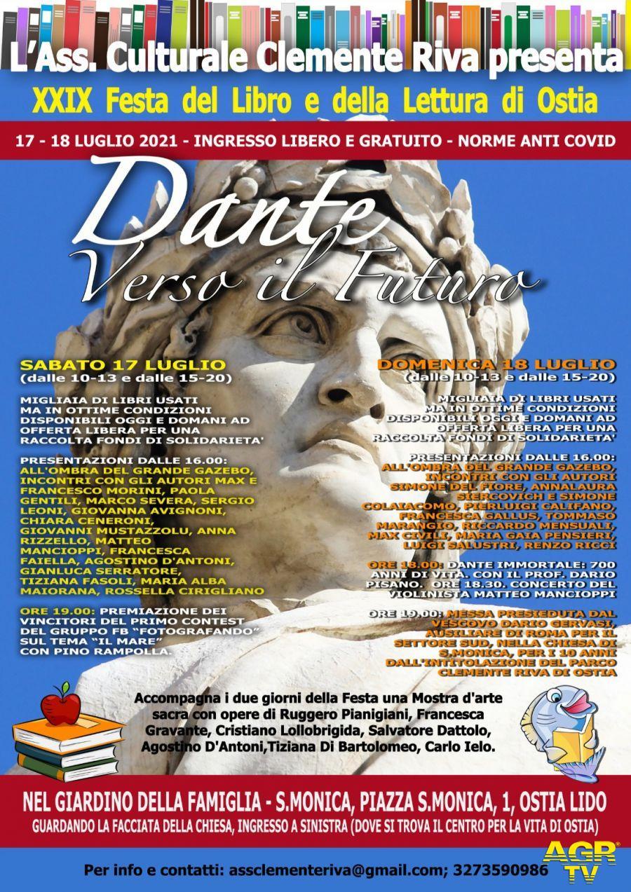 Festa del libro  Dante verso il futuro