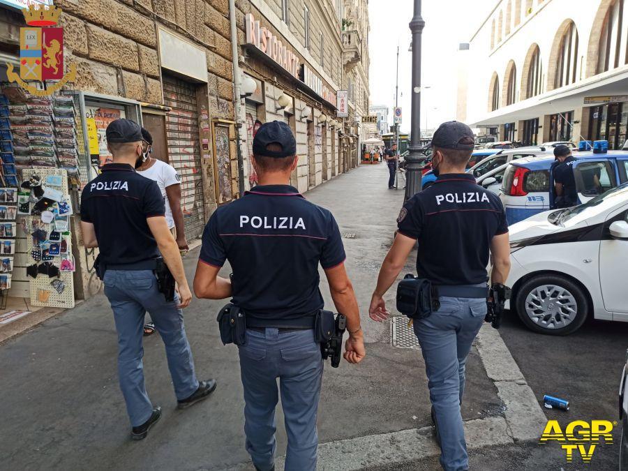 Violenza sessuale, due arresti a Roma, bloccato il tentativo di stupro di un bengalese di 30 anni