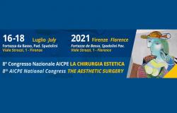 Dal 16 al 18 luglio la Fortezza da Basso ospiterà l'8° Congresso dell'Associazione Italiana di Chirurgia Plastica Estetica
