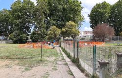 Fiumicino, iniziati i lavori di re-styling dei parchi comunali
