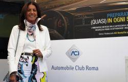 Giuseppina Fusco presidente Aci Roma